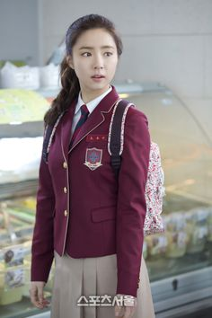 Shin Se Kyung Looks Adorable as the High School and Grown Up Girl Who Sees Smells | A Koala's Playground