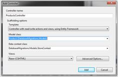 Database Migration In ASP.NET MVC 4 - DotNetFunda.com