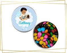 Lembrancinhas de Recém Nascido Masculino personalizadas para voce. Venha nos visitar! Baby, 1, Mini, Personalized Party Favors, Toddler Girls, Colors, Tin Cans, Baby Humor, Infant