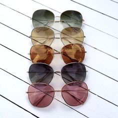 Isabel Marant x Oliver Peoples Sunglasses are the perfect companion for a stylish bride on her honeymoon.
