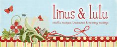 Linus and LuLu---had to include my own blog!