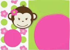 Kit imprimible gratuito de Mod Monkey. Puedes hacertarjetas,invitaciones,etiquetas para agua,toppers y wrappers para cupcakes, marcos para fotos, cajas, rótulos, y lo que se te ocurra. Recuerda…