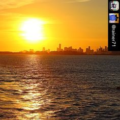 #Repost: 3000 pics on Instagram - my personal favourites: #Sunset in #Miami