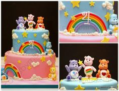 Cakes by may care bears cake@