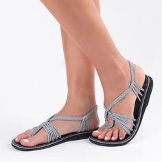 Seashell Urban Gray – Plaka Sandals. #seashell #urban #gray #sandals #comfort #fashion #fashionlove