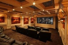 CEDIA Best Cinema Installation award 2011