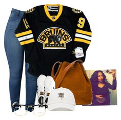 """⛽️assed up shawty✨"" by muvaaliyah ❤ liked on Polyvore featuring adidas and Sophie Hulme"