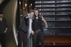 CMA Awards Florida Georgia Line wins Vocal Duo of the Year. Country Men, Country Music, Brian Kelley, Tyler Hubbard, Cma Awards, Florida Georgia Line, Faith Hill, New Bands, Luke Bryan