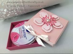 Papercraft With Crafty: Its Dinky & Pink !!!
