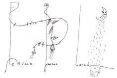 Autorretrato y firma de Federico García Lorca: 1936-2016  | EL MUNDO