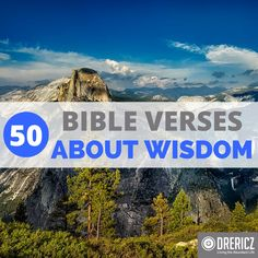 50 Bible Verses About Wisdom-2