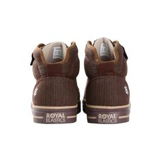 Brown MEDIO #chocolate high tops #kicks #shoes #fashion casual #sneakers