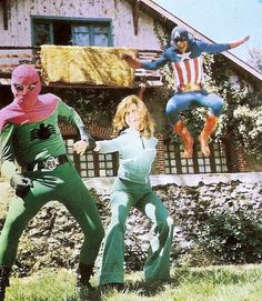 3 Dev Adam: The 1973 Turkish Film in which Captain America and a Mexican wrestler fight evil Spider-Man.