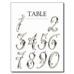 Fancy Number Fonts | fancy number fonts free image search results