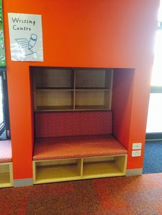 Jaye Riki - MLP, Melbourne & Me, blog. Love this cozy learning space.