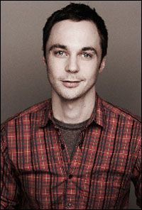 Jim Parsons - I adore him very much.