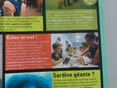 Le championnat de France d'#échecs des jeunes #Agen2018 à l'honneur dans @1jour1actu, l'hebdo qui explique l'actu aux enfants de 8 à 13 ans ! France, Baseball Cards, Fair Grounds, 13 Year Olds, Pageants, Children, French