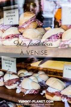 Pour bien manger à Venise, il faut connaître les adresses locales et éviter les pièges à touristes. Le bon plan ? S'offrir une balade guidée gourmande dans les petites rues de la Sérénissime. Je vous raconte mon expérience !