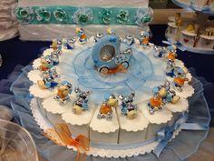 Torta con cagnolini (Little dogs cake)
