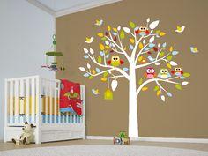 Baby Interior Design - decorazioni pareti per camerette