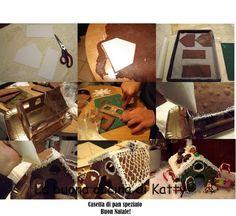 La buona cucina di Katty: Casetta di pan speziato