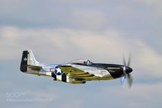 P-51 Mustang by MichaelVincent4