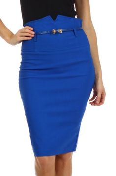 New Novelty Blue 2015 Summer Short Skirt Formal Uniform Design ...