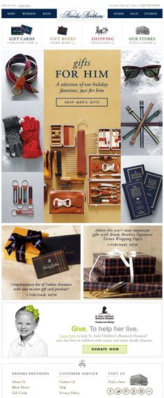 Christmas Gift Guide Layout.Pinterest
