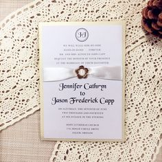 32 best layered wedding invitations images on pinterest wedding