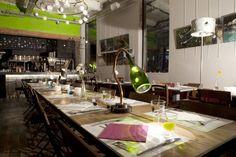 #nicolas vitellaro #my creations #lamps #table #restaurant #drole d'endroit #aix en provence