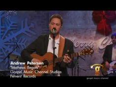 Andrew Peterson - Matthew's Begats