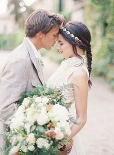 Young Love Elopement in Italy | Wedding Sparrow | Michael and Carina Photography