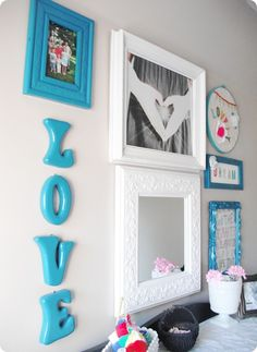 """Another great blog full of fun thrifting finds/repurposed, DIY, decor... """"A Woman's Haven"""""""
