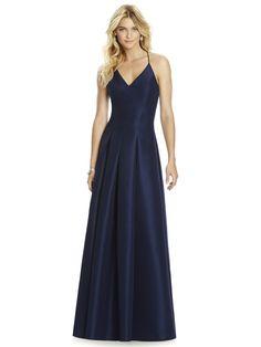 Dessy Bridesmaid Dress Style 6767