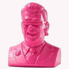 The Gipper 4-Inch Bust    And I don't even like toys, or knickknacks, or Reagan