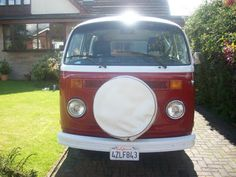 vw bus: For Sale