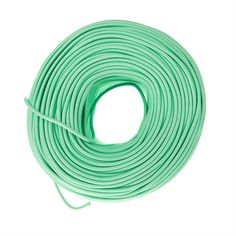 DIY Pendant Cloth Covered Cord - Mint Green...comes in so many different colors, $1.50 per foot