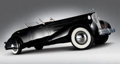1937 Cadillac V-16 Anything Cadillac has my vote