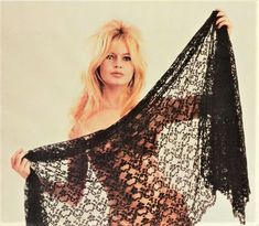 Brigitte Bardot par Sam Lévin, 1963