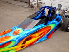 Custom Junior Dragster