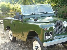 1957 Series 1 Land Rover 88