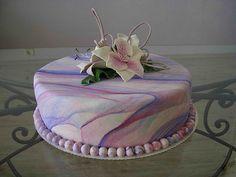 marbel cake   Flickr - Photo Sharing!