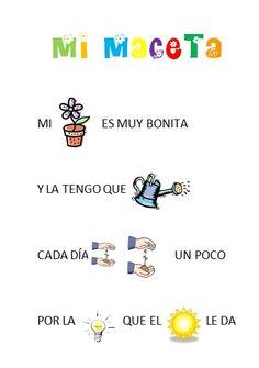 Los duendes y hadas de Ludi: Proyecto Mi huerto I Preschool Spanish, Teaching Spanish, Pre School, Sunday School, Science Activities, Activities For Kids, First Grade Science, Spanish Vocabulary, Dual Language