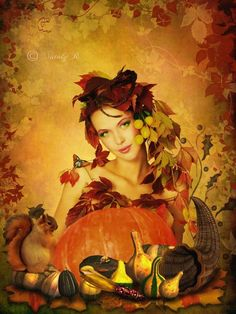 Autumn/Thanksgiving artwork