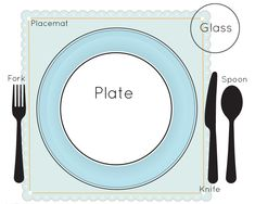 Template Tuesday: Table Setting