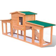 LOOK!! Anself Large Wood House Rabbit Bunny Hutch with 2 Runs Waterproof Roof $ Check more at https://netherlanddwarfbunny.com/p/anself-large-wood-house-rabbit-bunny-hutch-with-2-runs-waterproof-roof/ #dwarf #dwarfbunny #netherlanddwarf #netherlanddwarfbunny #bunny #bunnycare