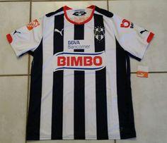 NWT PUMA C.F. Monterrey Mexico Home Soccer Jersey Men's XL in Sports Mem, Cards & Fan Shop, Fan Apparel & Souvenirs, Soccer-International Clubs | eBay