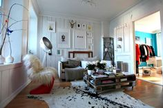 looove this <3 ulrikke lund apartment
