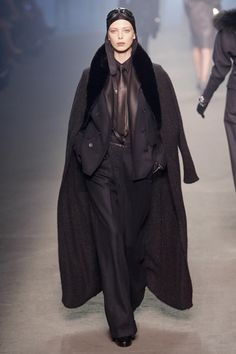 Gaultier for Hermes fall 2009 ready-to-wear