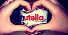 Love Nutella.